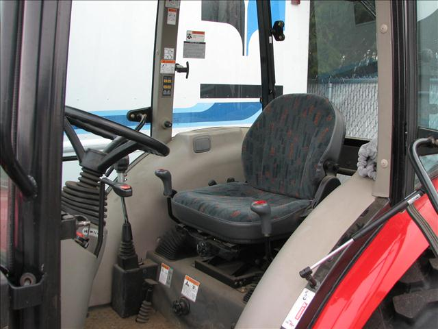 2014 T Y M T723 74hp tractor