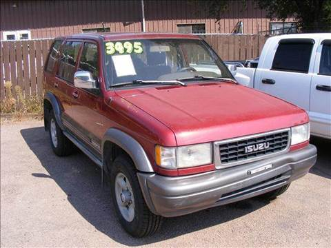 1995 Isuzu Trooper for sale in Colorado Springs CO