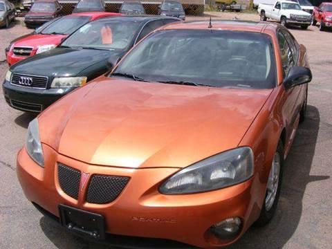 2004 Pontiac Grand Prix for sale in Colorado Springs, CO