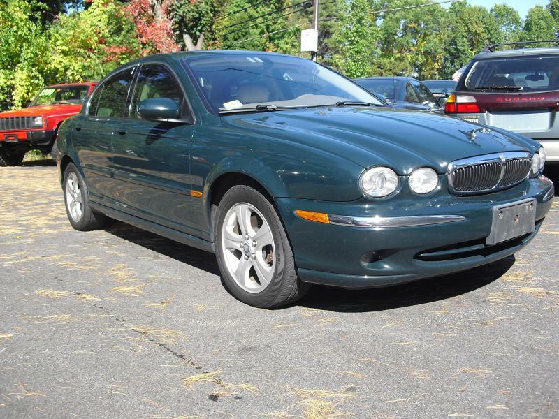 2002 jaguar x type awd 3 0 4dr sedan in hudson nh stellar motor group. Black Bedroom Furniture Sets. Home Design Ideas