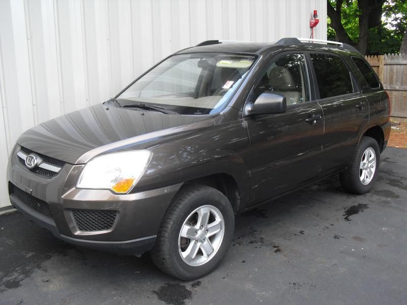 2009 kia sportage awd lx v6 4dr suv in hudson nh stellar. Black Bedroom Furniture Sets. Home Design Ideas