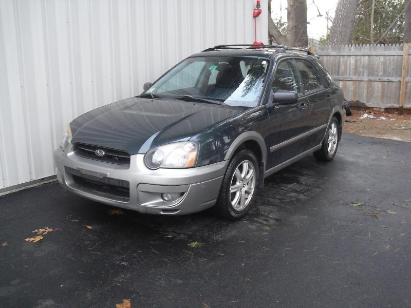 2005 subaru impreza awd outback sport 4dr wagon in hudson nh stellar motor group. Black Bedroom Furniture Sets. Home Design Ideas