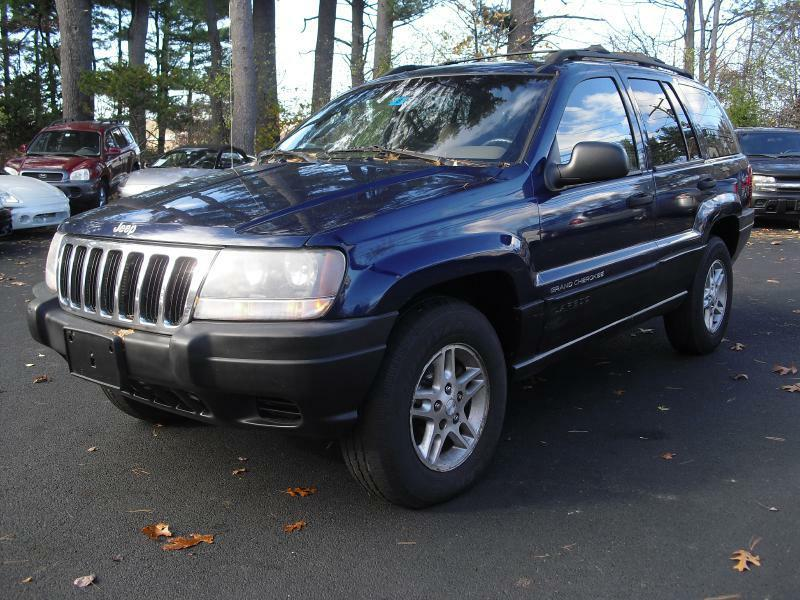 2003 jeep grand cherokee for sale in new hampshire. Black Bedroom Furniture Sets. Home Design Ideas