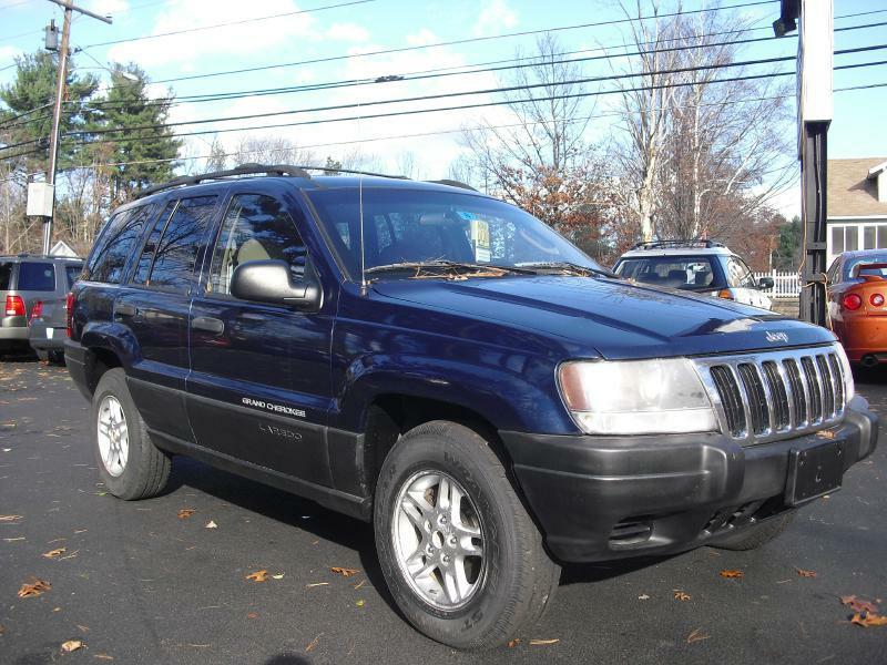 2003 jeep grand cherokee 4dr laredo 4wd suv in hudson nh for Foss motors jeep nh