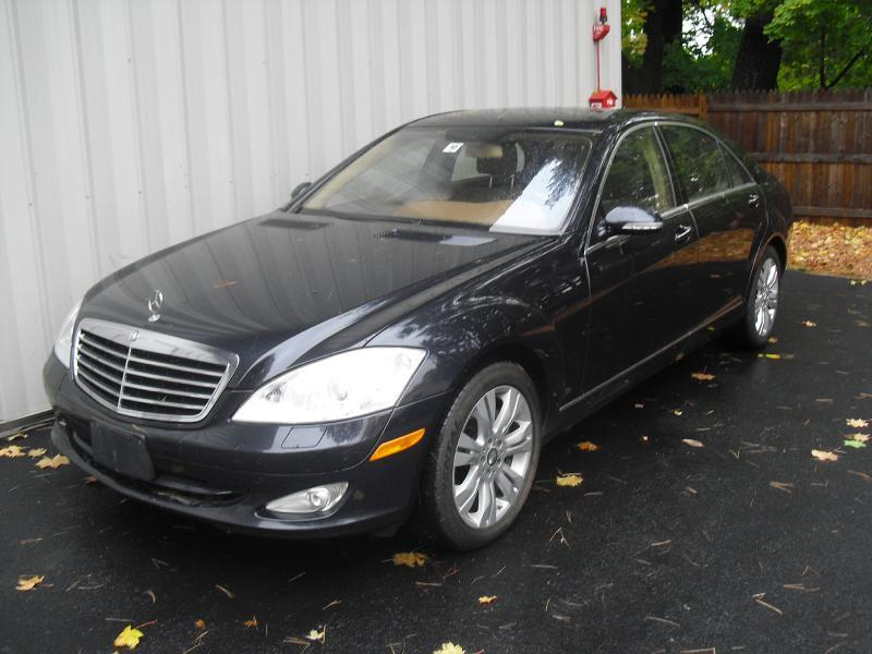 2009 mercedes benz s class s550 4matic awd 4dr sedan in for Mercedes benz s550 4matic
