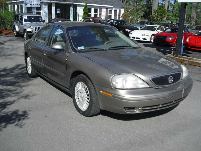 2003 mercury sable gs 4dr sedan in hudson nh stellar. Black Bedroom Furniture Sets. Home Design Ideas