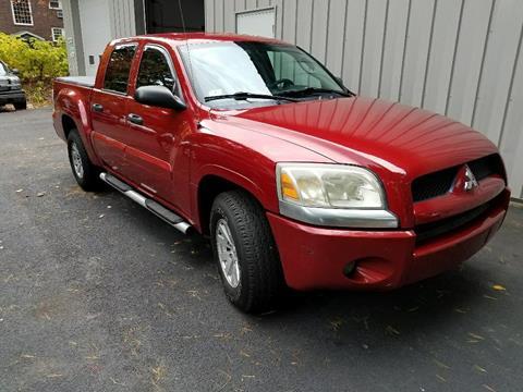 2006 Mitsubishi Raider for sale in Hudson, NH