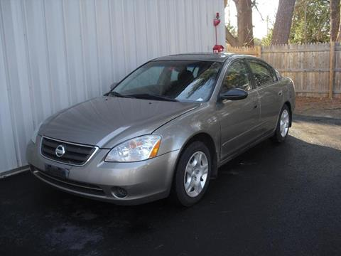2002 Nissan Altima for sale in Hudson, NH
