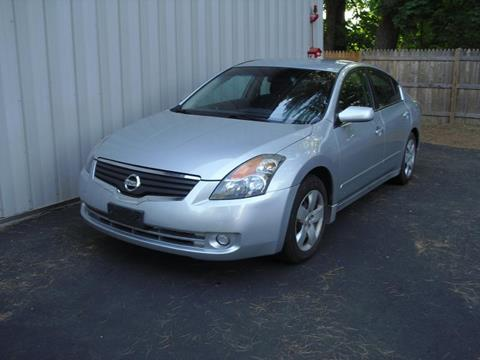 2008 Nissan Altima for sale in Hudson, NH