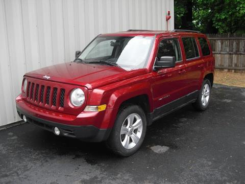 2012 Jeep Patriot for sale in Hudson, NH