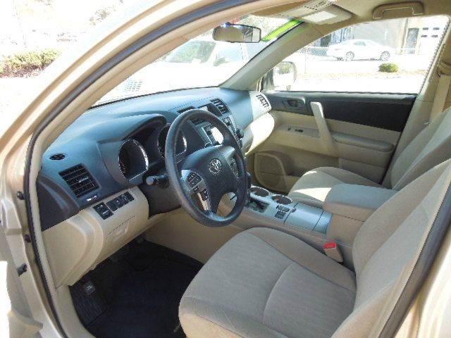 2013 Toyota Highlander 4dr SUV - Smithfield NC