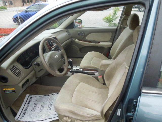 2004 Hyundai Sonata LX 4dr Sedan - Smithfield NC