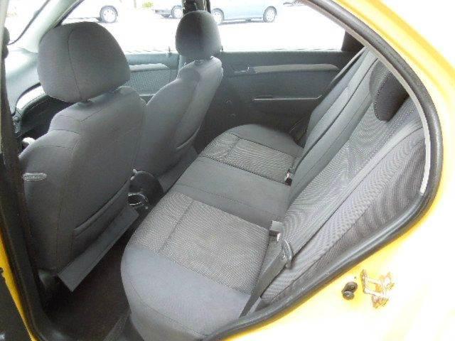 2007 Chevrolet Aveo LS 4dr Sedan - Smithfield NC