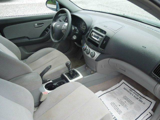 2007 Hyundai Elantra SE 4dr Sedan - Smithfield NC