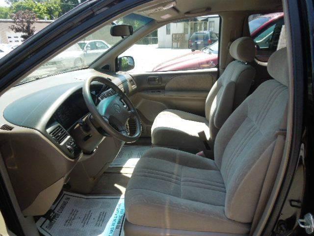 2000 Toyota Sienna 4dr LE Mini-Van - Smithfield NC