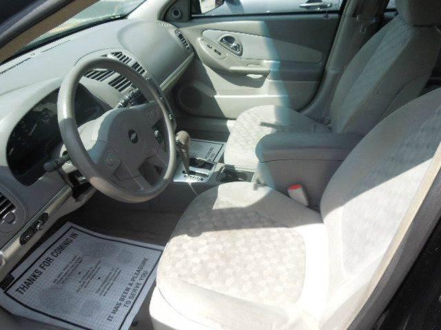 2005 Chevrolet Malibu Maxx LS 4dr Hatchback - Smithfield NC