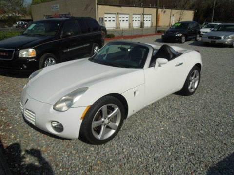 2007 Pontiac Solstice for sale in Smithfield, NC