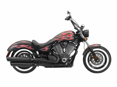 2014 VICTORY HIGHBALL
