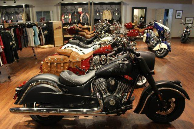 2016 Indian DARK HORSE CHIEF