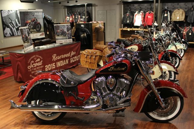 2015 Indian CHIEF CLASSIC
