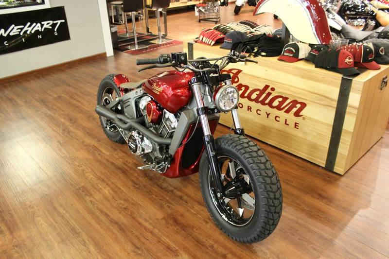 2016 Indian SCOUT CUSTOM - Murrells Inlet SC