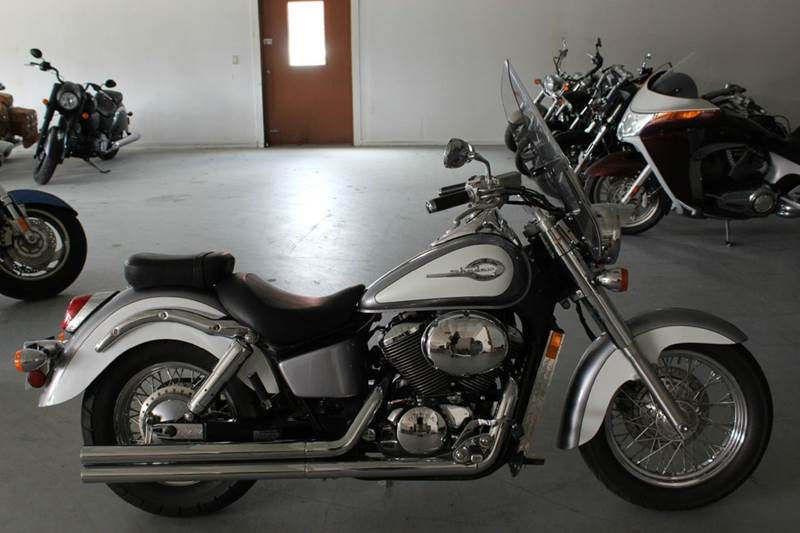2001 Honda Shadow 750 A.C.E.