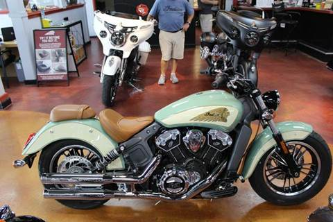 2018 Indian SCOUT for sale in Murrells Inlet, SC