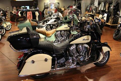 2017 Indian CHIEFTAIN ROADMASTER for sale in Murrells Inlet, SC