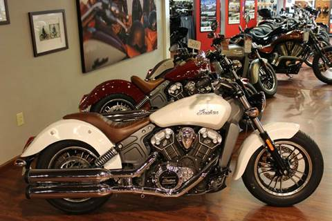 2016 Indian INDIAN SCOUT 1200