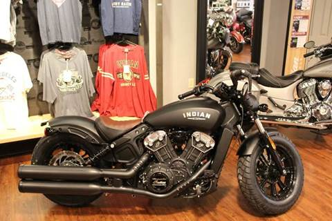 2018 Indian SCOUT BOBBER for sale in Murrells Inlet, SC