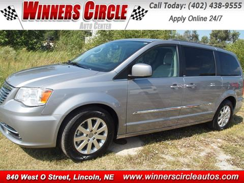 2013 Chrysler Town and Country for sale in Lincoln, NE