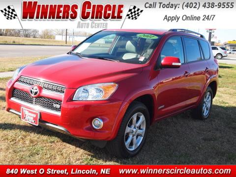 2011 Toyota RAV4 for sale in Lincoln, NE