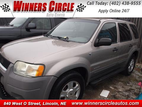 2001 Ford Escape for sale in Lincoln NE