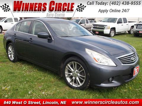 2010 Infiniti G37 Sedan for sale in Lincoln NE