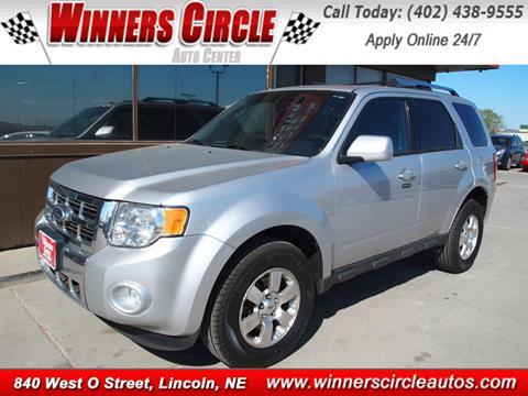 2012 Ford Escape for sale in Lincoln, NE