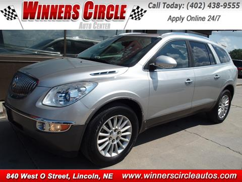 2008 Buick Enclave for sale in Lincoln, NE