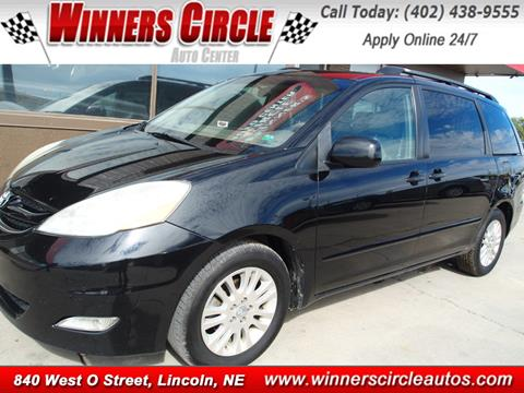 2008 Toyota Sienna for sale in Lincoln, NE