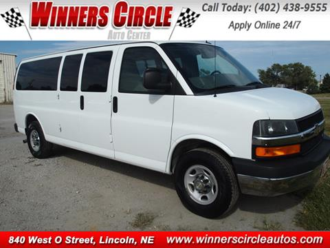 2012 Chevrolet Express Passenger for sale in Lincoln, NE