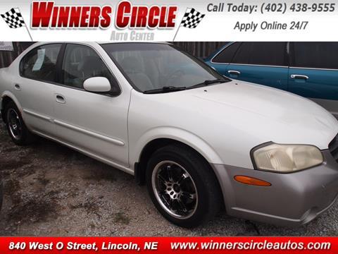 2001 Nissan Maxima for sale in Lincoln, NE