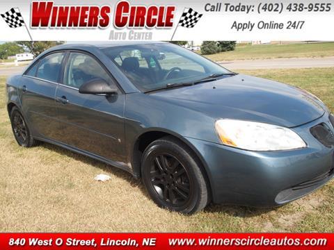 2006 Pontiac G6 for sale in Lincoln NE