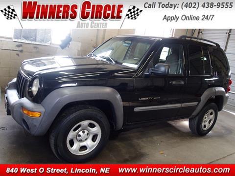 2002 Jeep Liberty for sale in Lincoln, NE