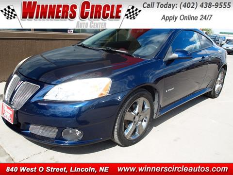 2008 Pontiac G6 for sale in Lincoln, NE
