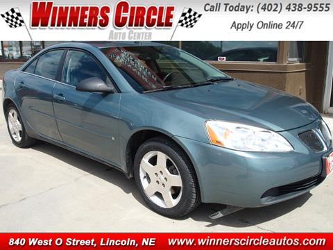 2009 Pontiac G6 for sale in Lincoln NE
