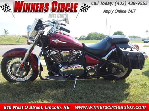 2009 Kawasaki Vulcan 800 V Twin for sale in Lincoln NE