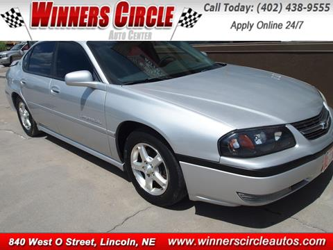 2004 Chevrolet Impala for sale in Lincoln, NE