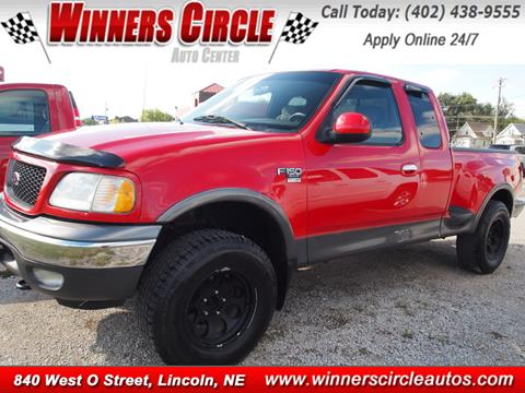 2002 Ford F-150 for sale in Lincoln NE