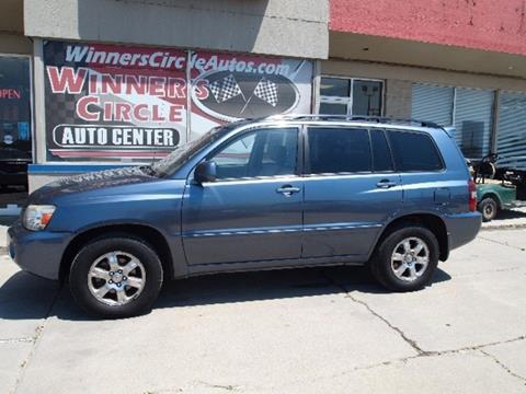 2007 Toyota Highlander for sale in Lincoln, NE