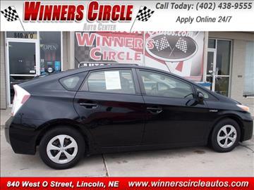 2012 Toyota Prius for sale in Lincoln, NE