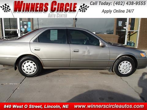 1998 Toyota Camry for sale in Lincoln NE