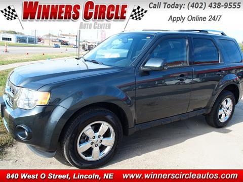 2009 Ford Escape for sale in Lincoln NE